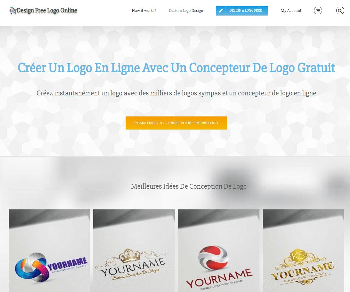 Logiciel création logo 3D