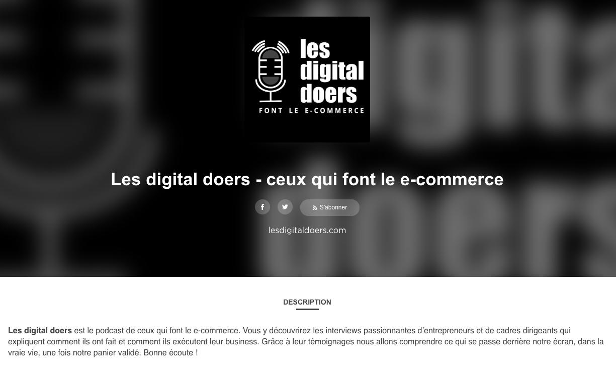 podcasts digital doers