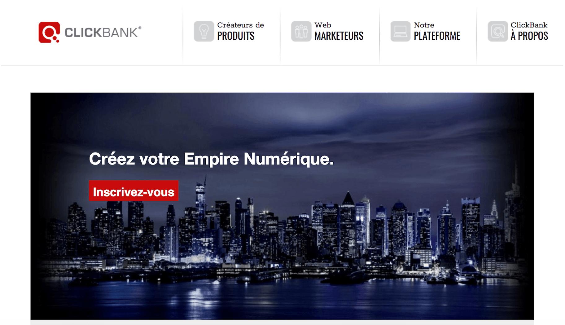 clickbank-affiliation
