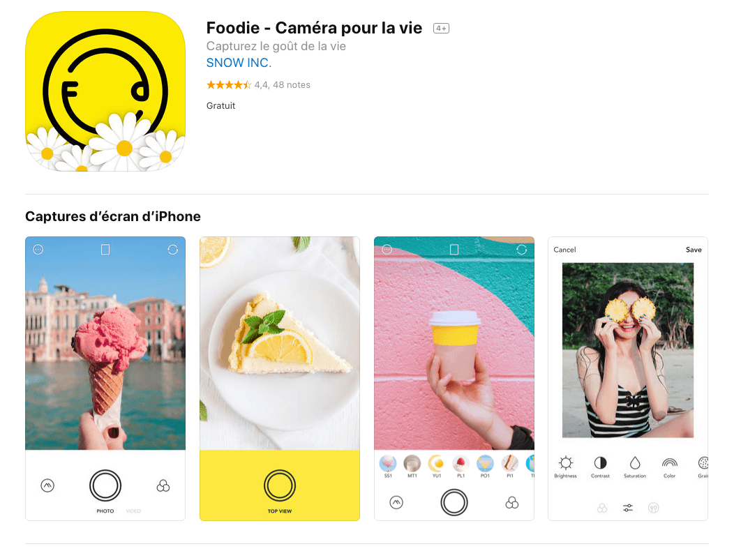 Foodie retouche photo culinaire