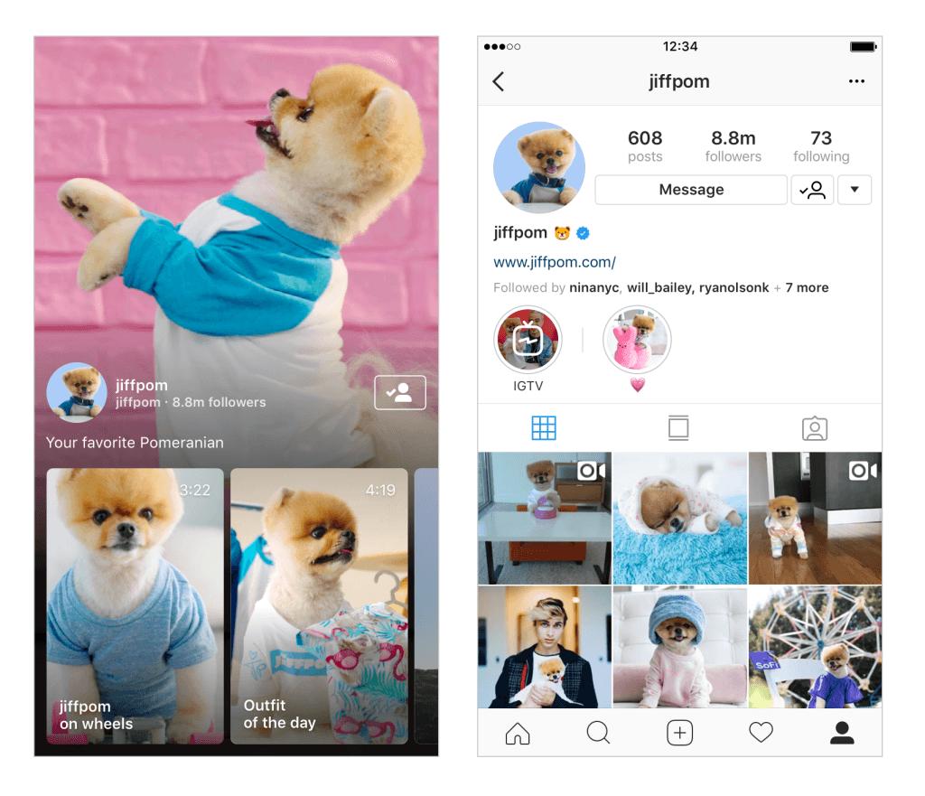 formato video instagram jiffpom