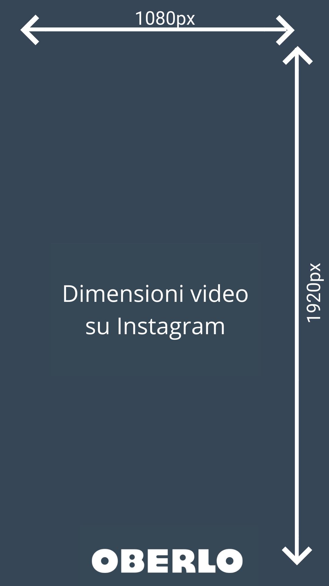 formato video instagram