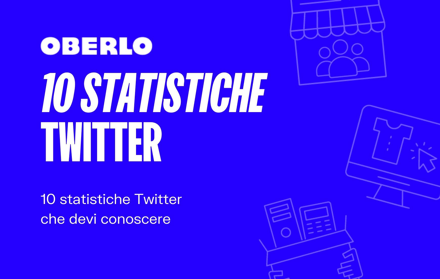 statistiche Twitter