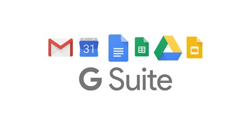 suite google