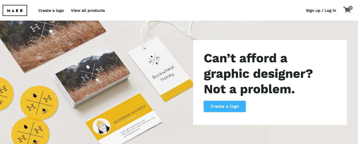 app per creare un logo