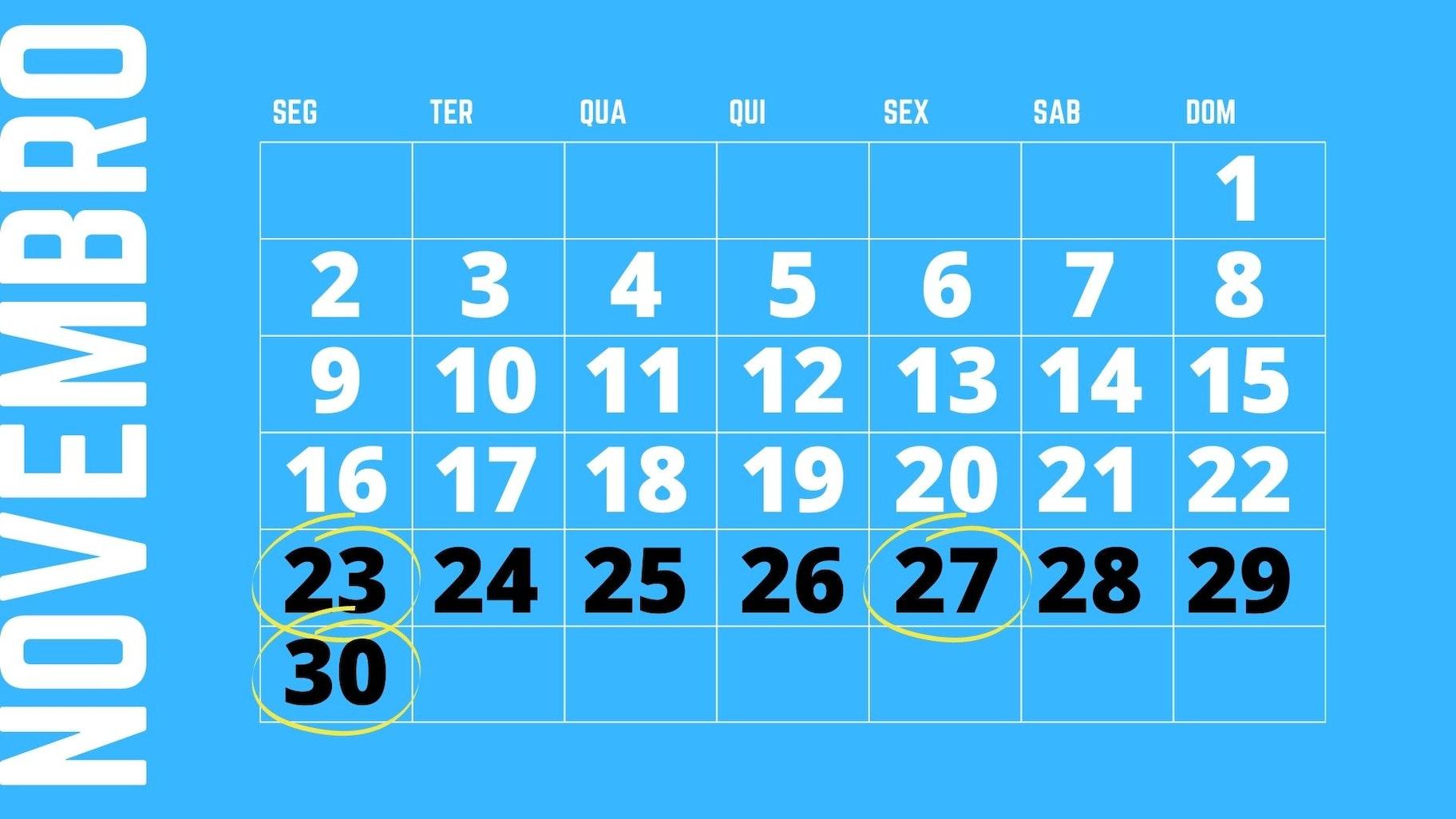 O que é Cyber Monday (e quando é a Cyber Monday)? Calendário de datas para 2020