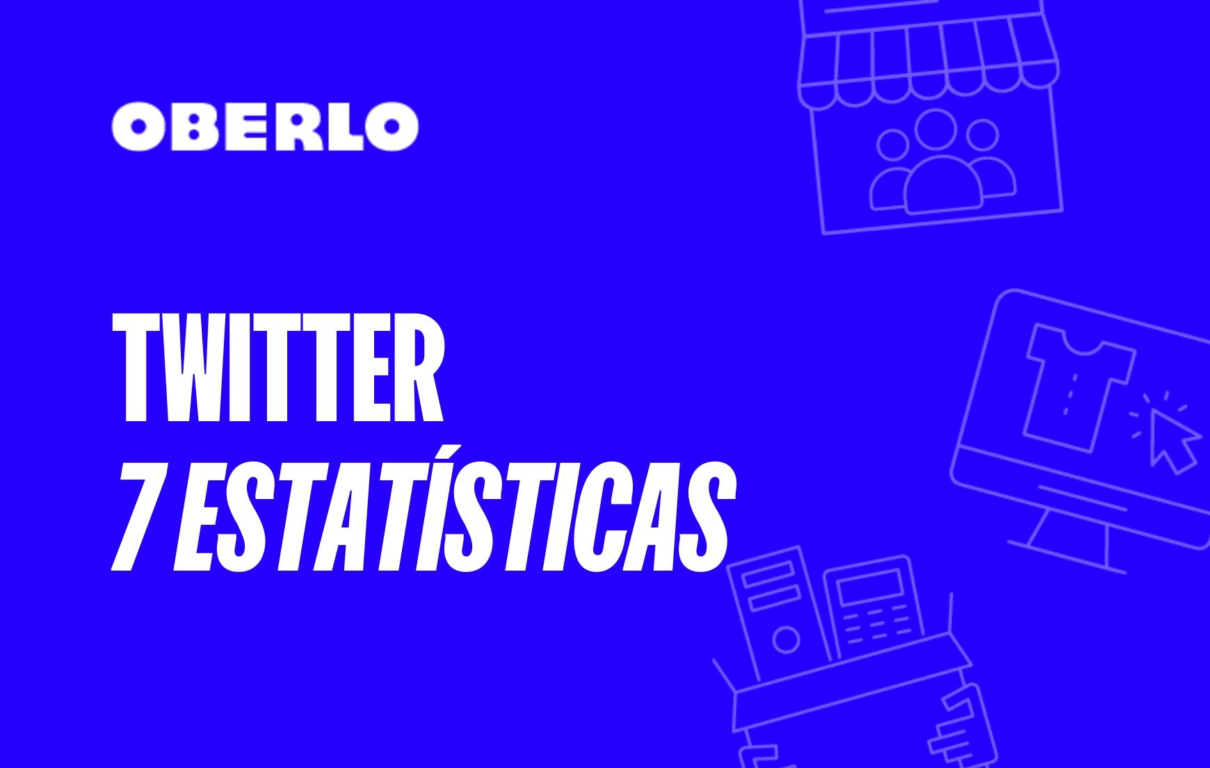 7 estatísticas Twitter que você precisa conhecer em 2020 [INFOGRÁFICO] | Oberlo