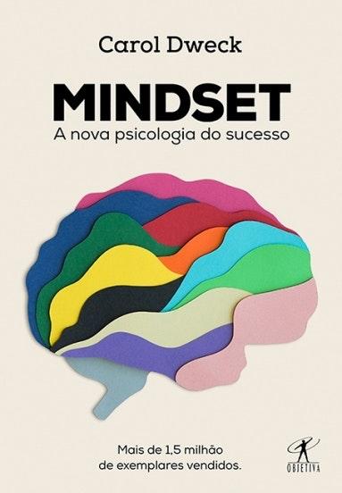 Livros para você ser um profissional melhor: capa de Mindset: a nova psicologia do sucesso