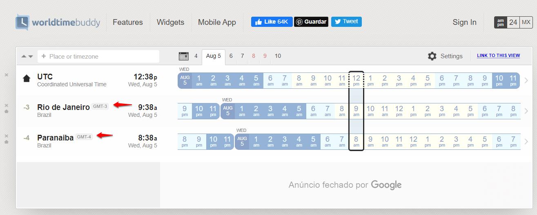 Worldtimebuddy: ferramenta para determinar o melhor horário para postar no TikTok app