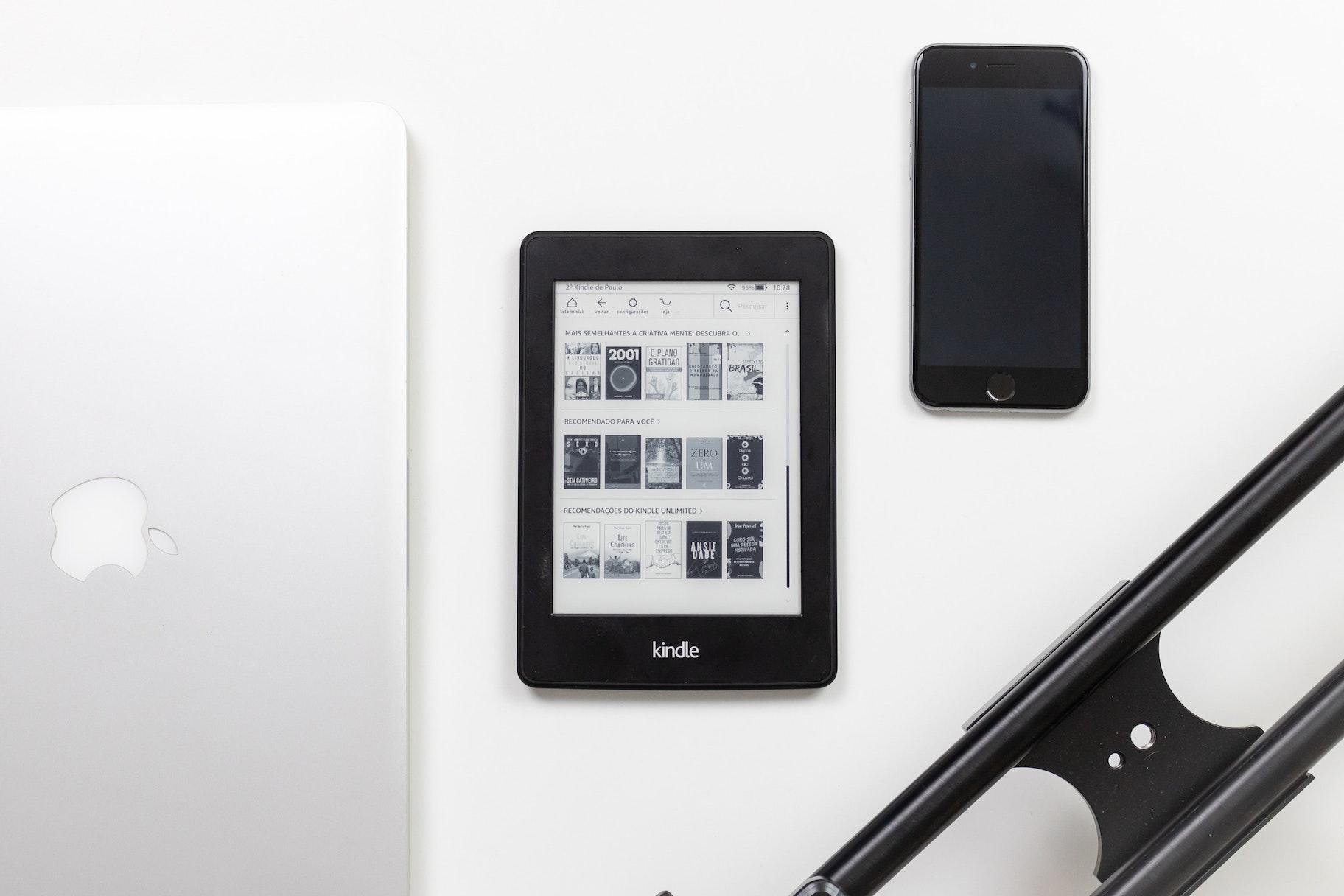Como trabalhar online: escreva e-books