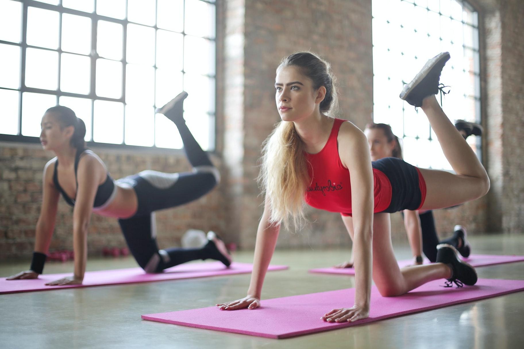 Produtos para vender: tapetes de yoga