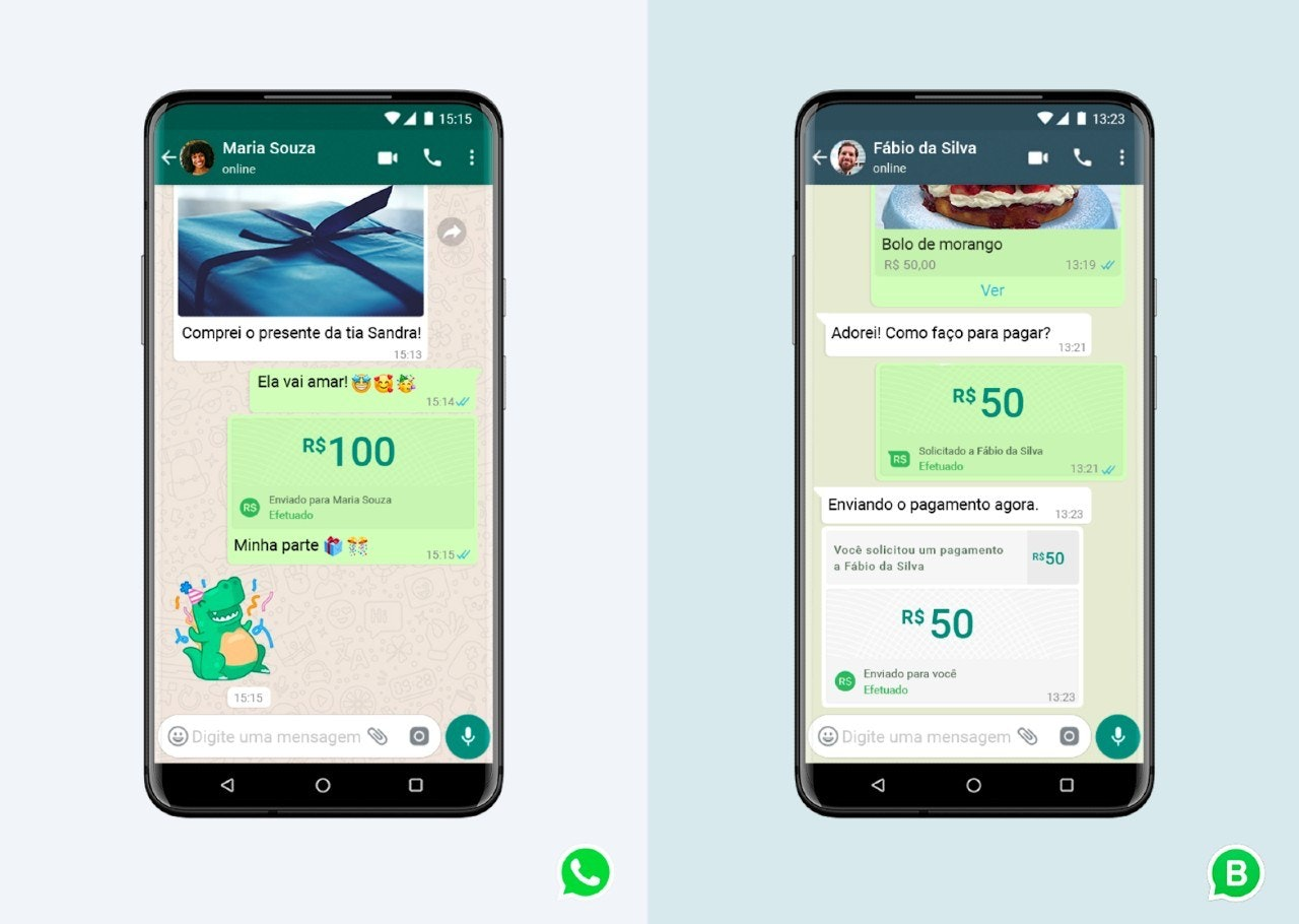 WhatsApp Pay: como funciona o serviço de pagamentos no app | Oberlo