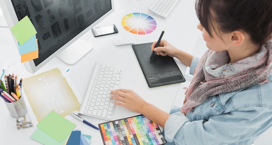 Como ganhar dinheiro na internet - venda designs autorais