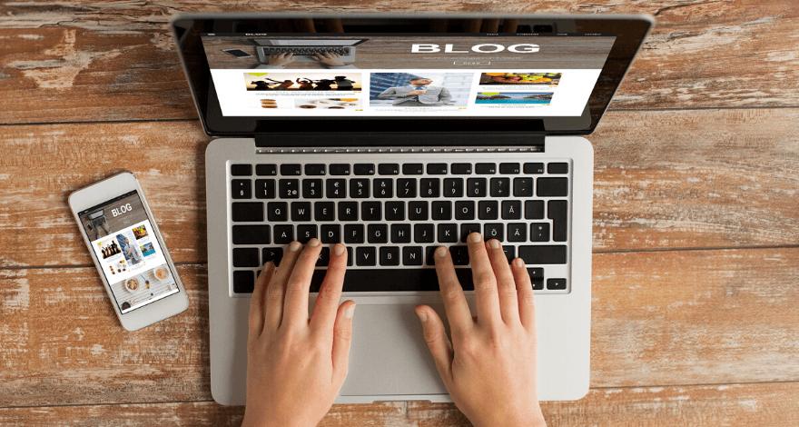 Como ganhar dinheiro na internet - crie um blog