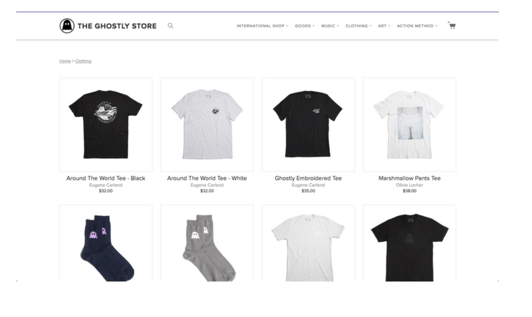 lojas Shopify de sucesso