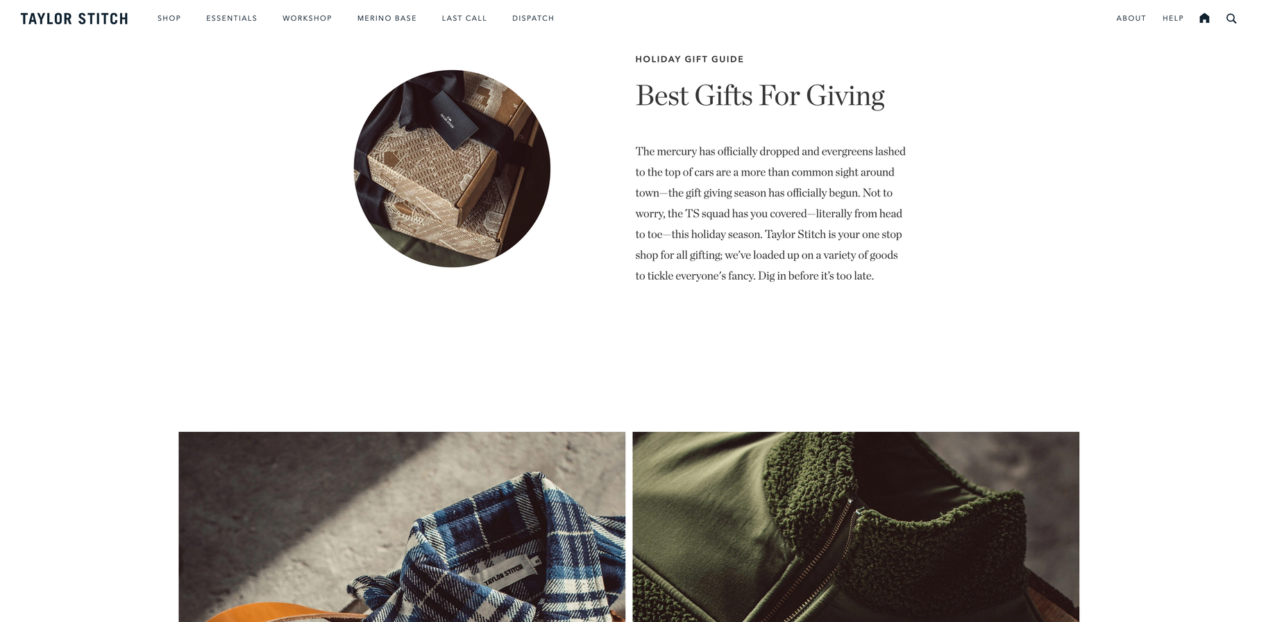 black friday marketing ideas gift guide