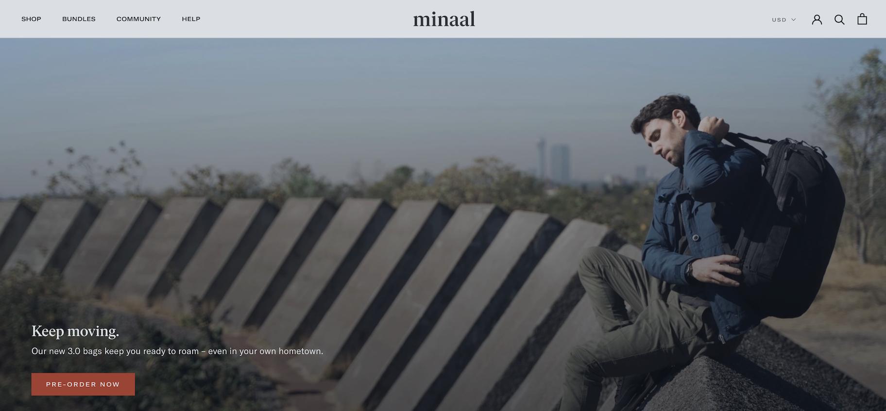 minaal accessories