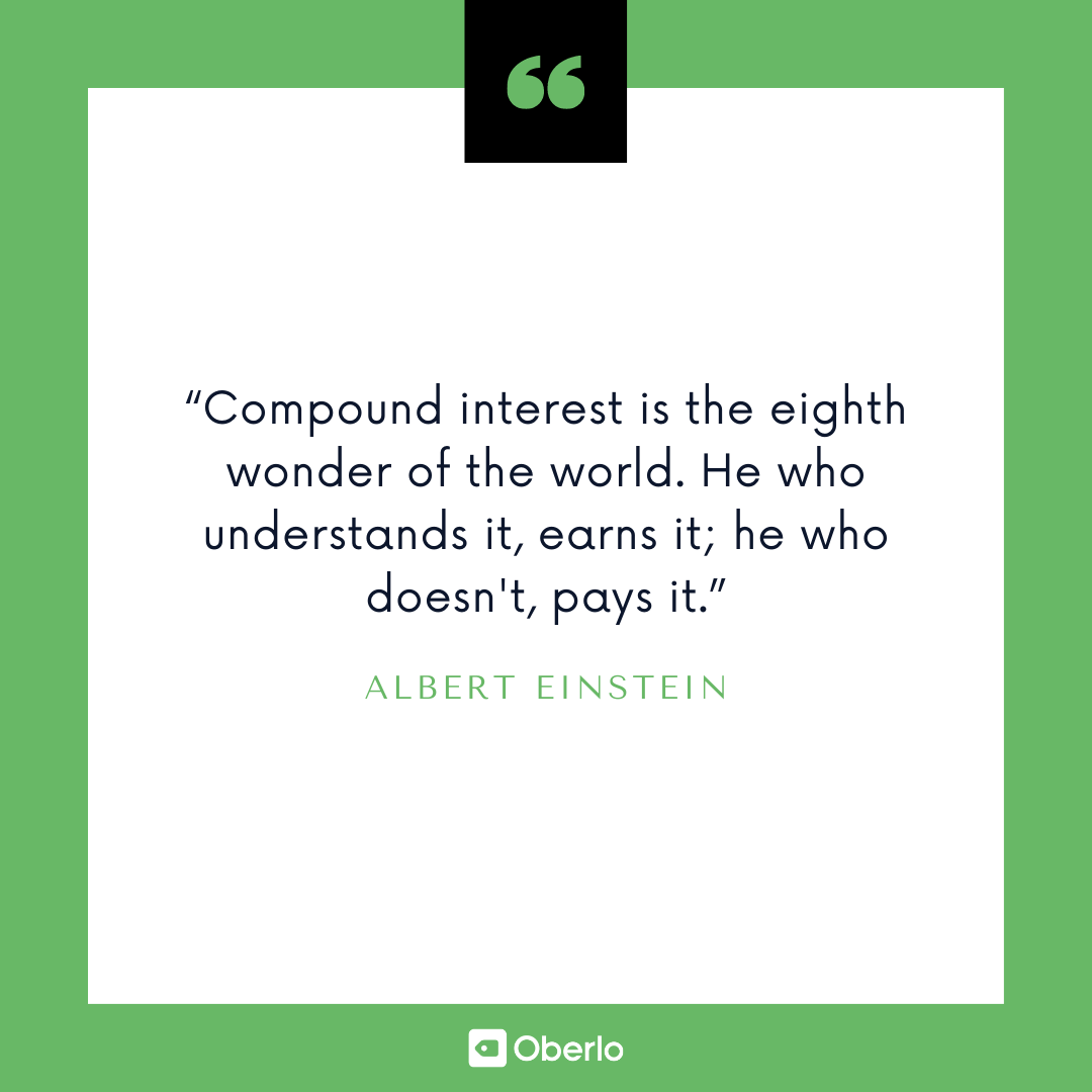 Financial Management Tips: Albert Einstein Quote