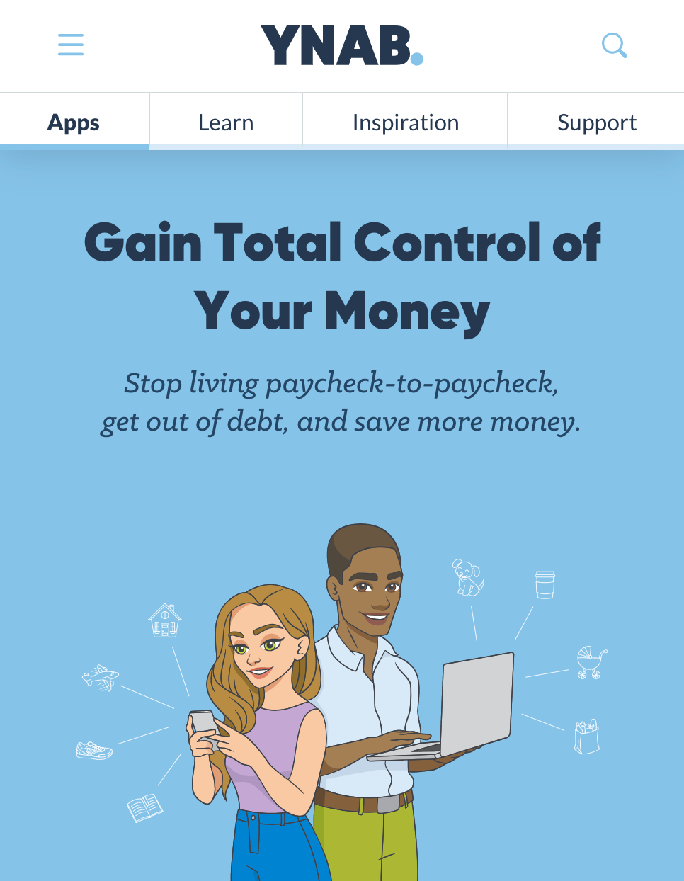 Personal Budgeting Tips: Use an App Like YNAB