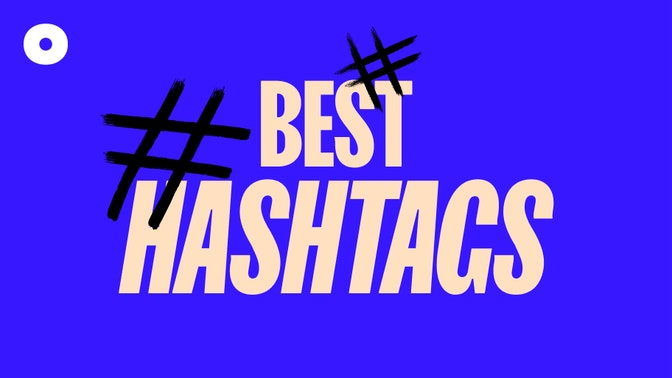 best Instagram hashtags