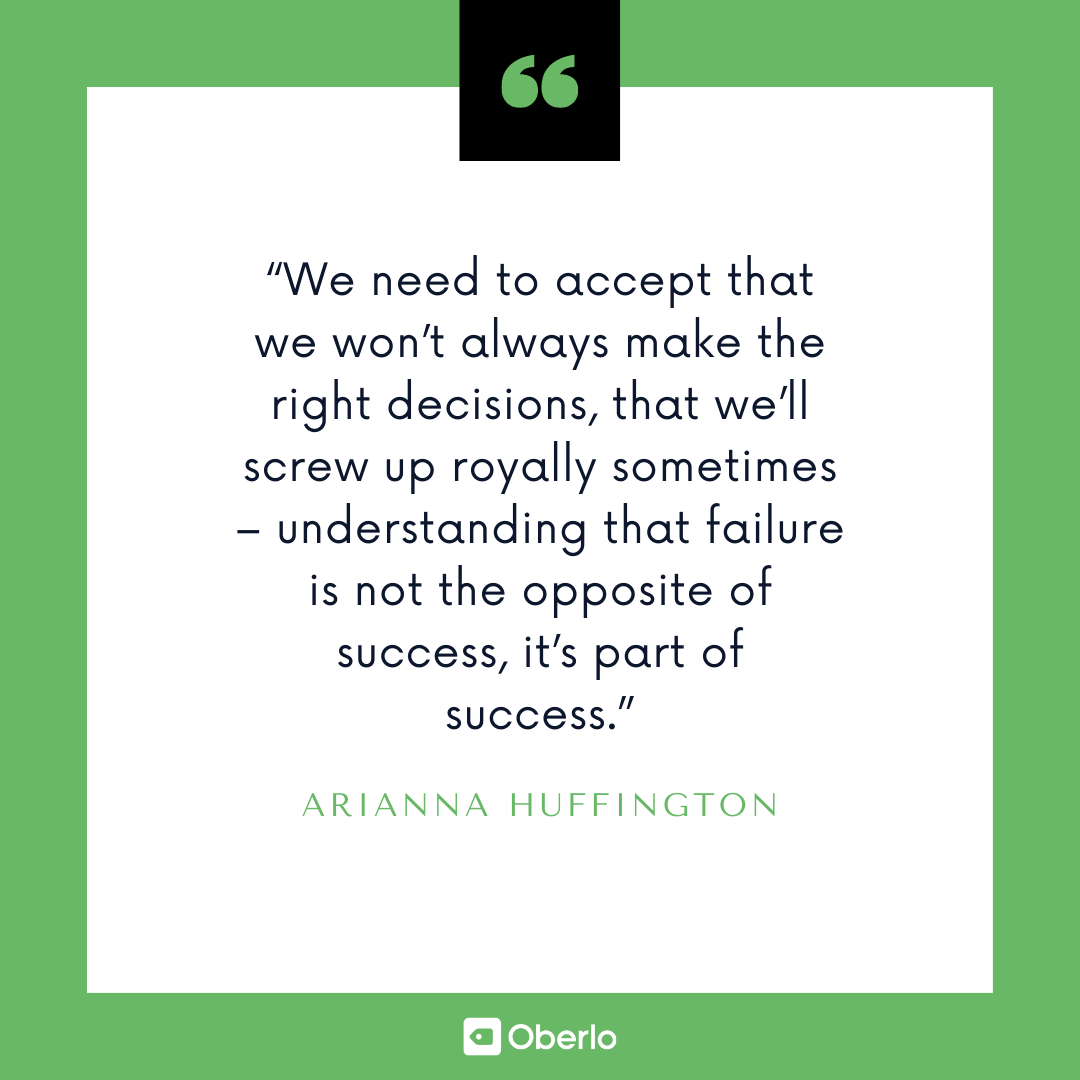 Everyday Motivation: Ariana Huffington Quote