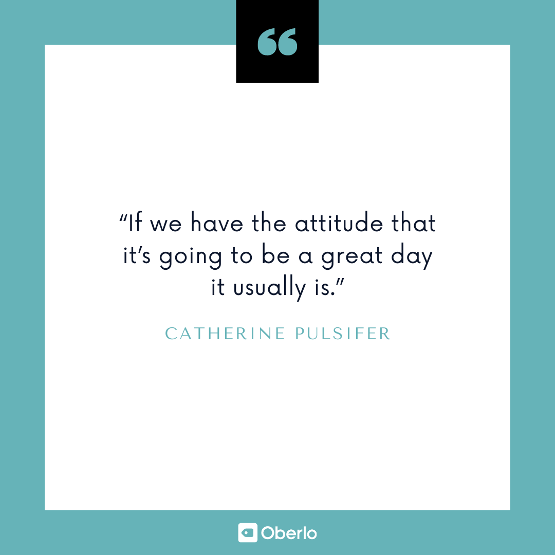 Getting Motivated: Catherine Pulsifer Quote