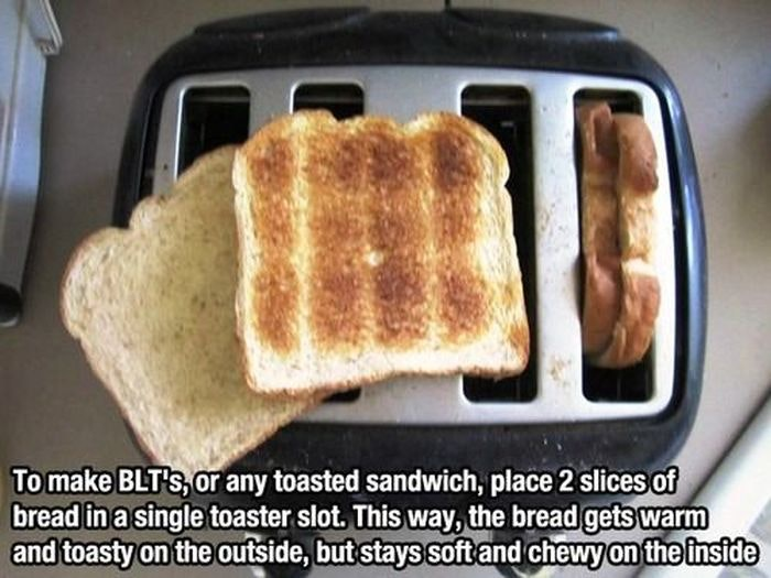 How to Make Toasted Sandwiches