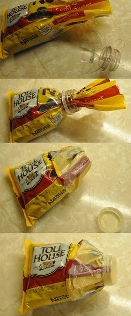 How to Reseal Food Bags
