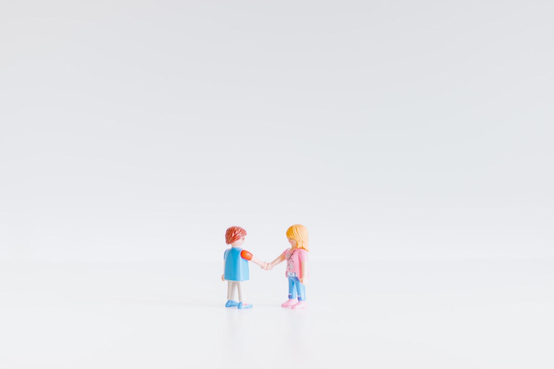 lego handshake