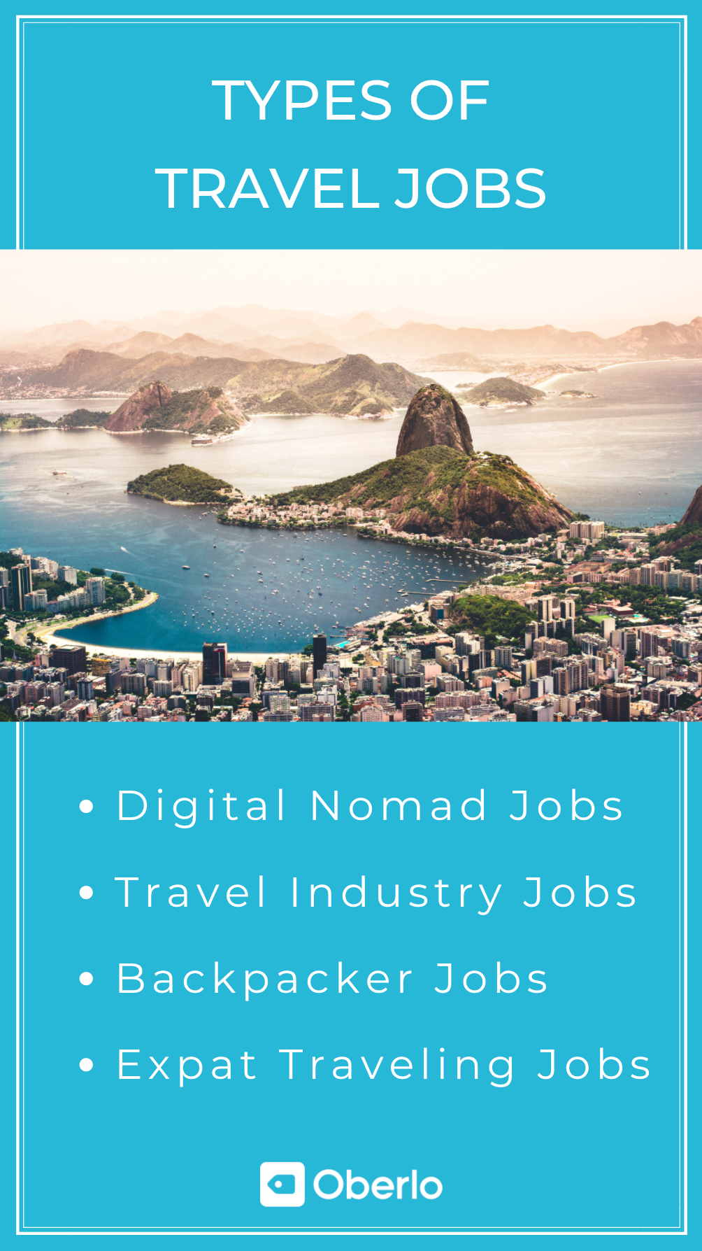 Types of Travel Jobs
