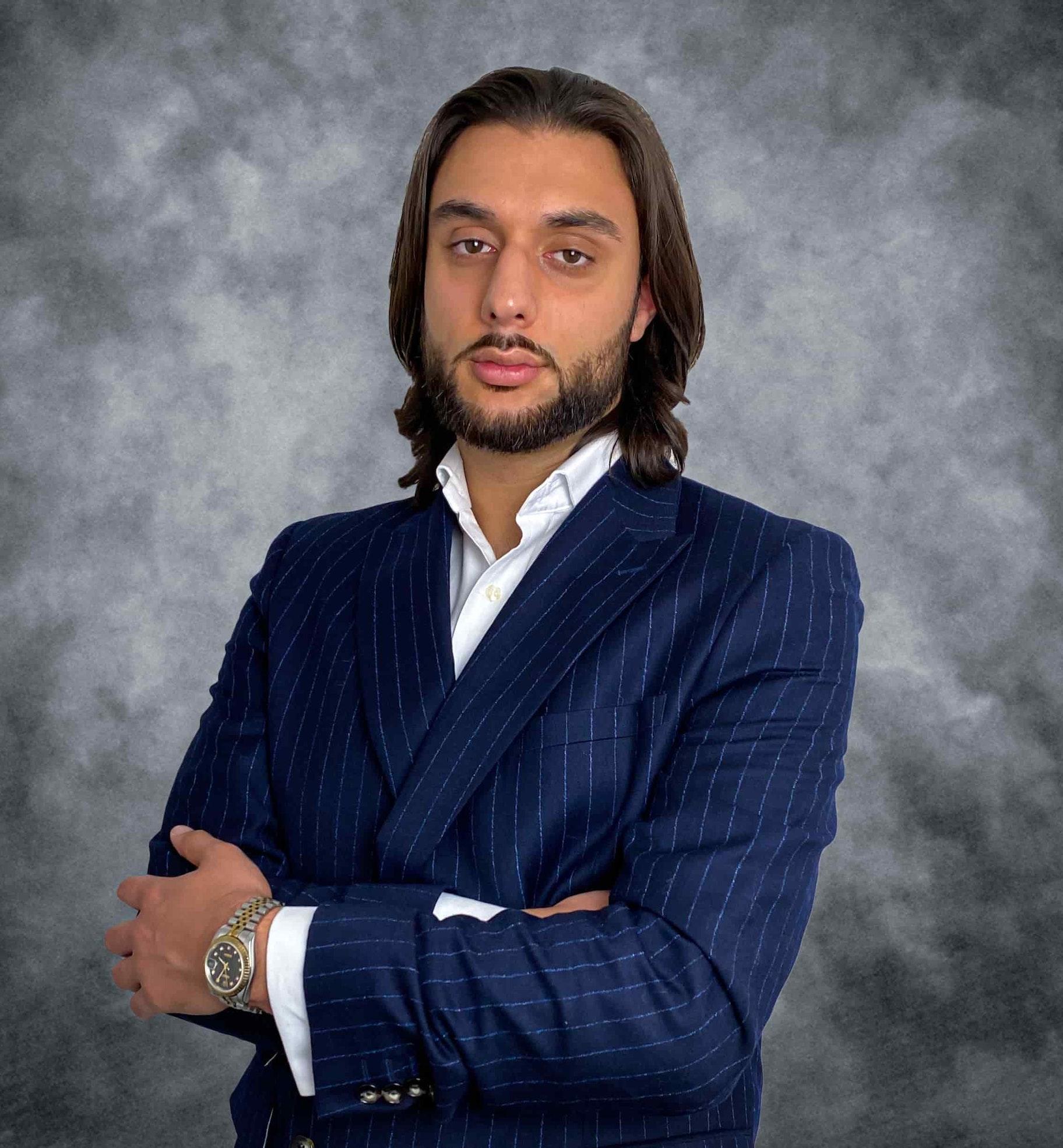Kamil Sattar ecom king