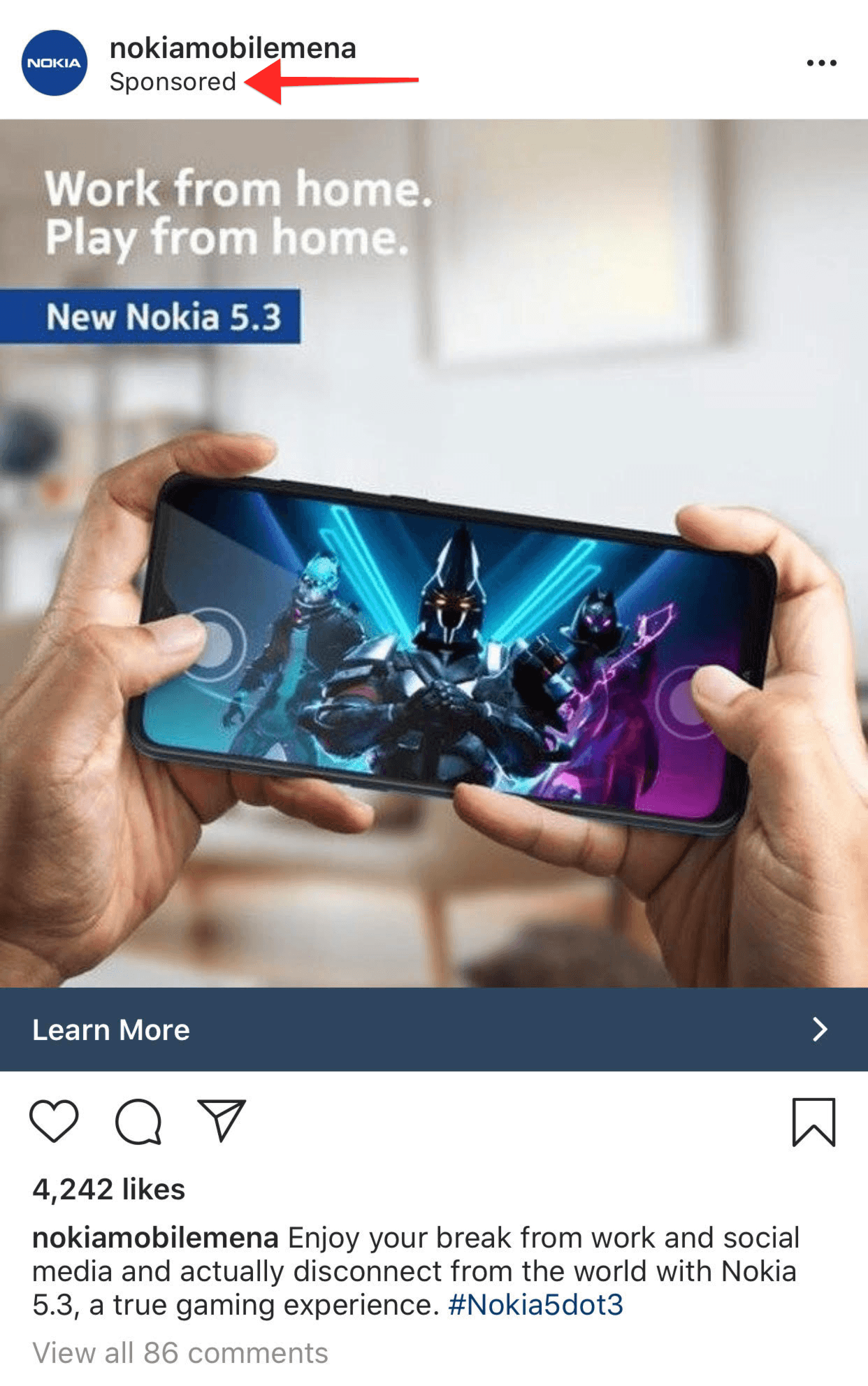what are instagram ads