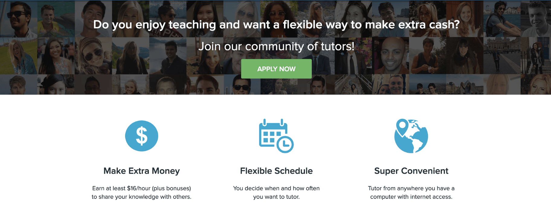 TutorMe Online Teaching Platform