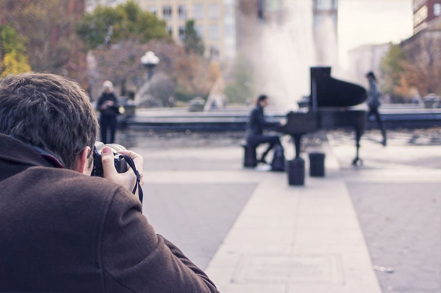 stock photography business
