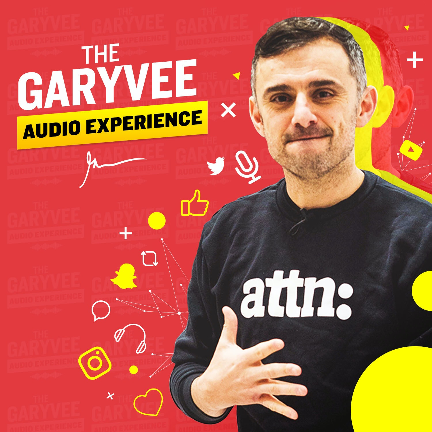 Motivational Podcasts: The Garyvee Audio Experience