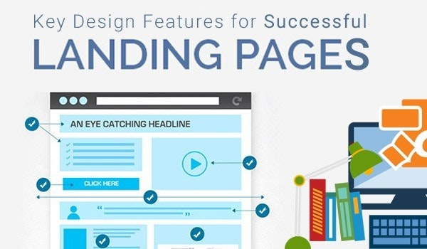 what makes a good landing page
