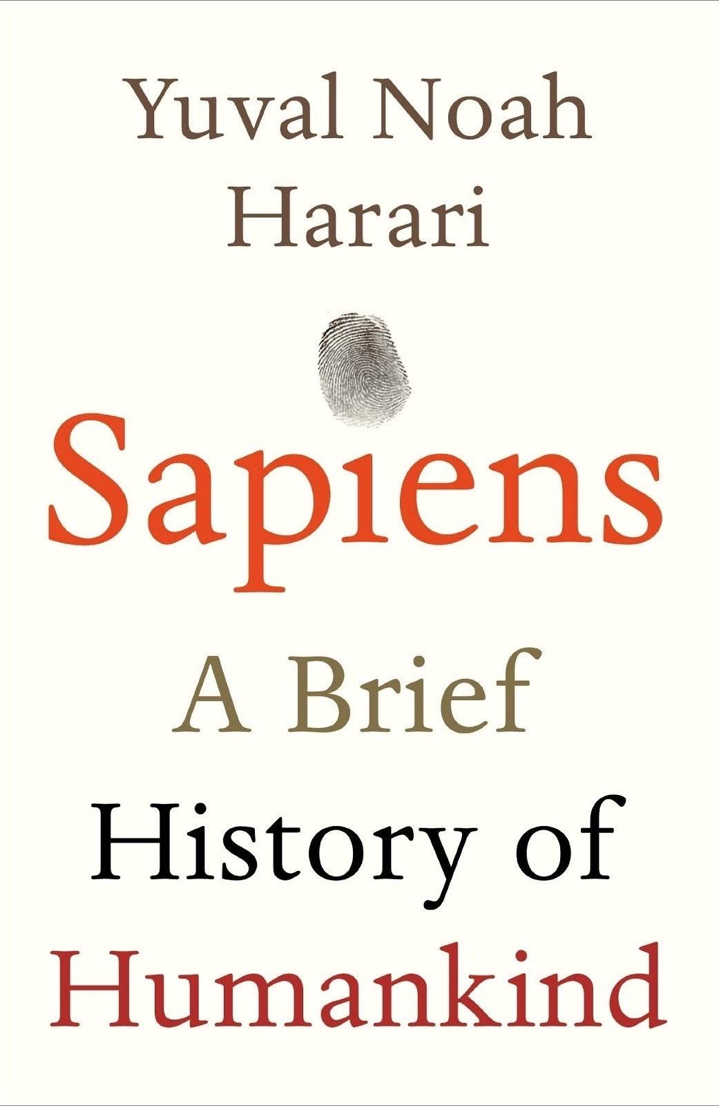 Sapiens – Yuval Noah Harari