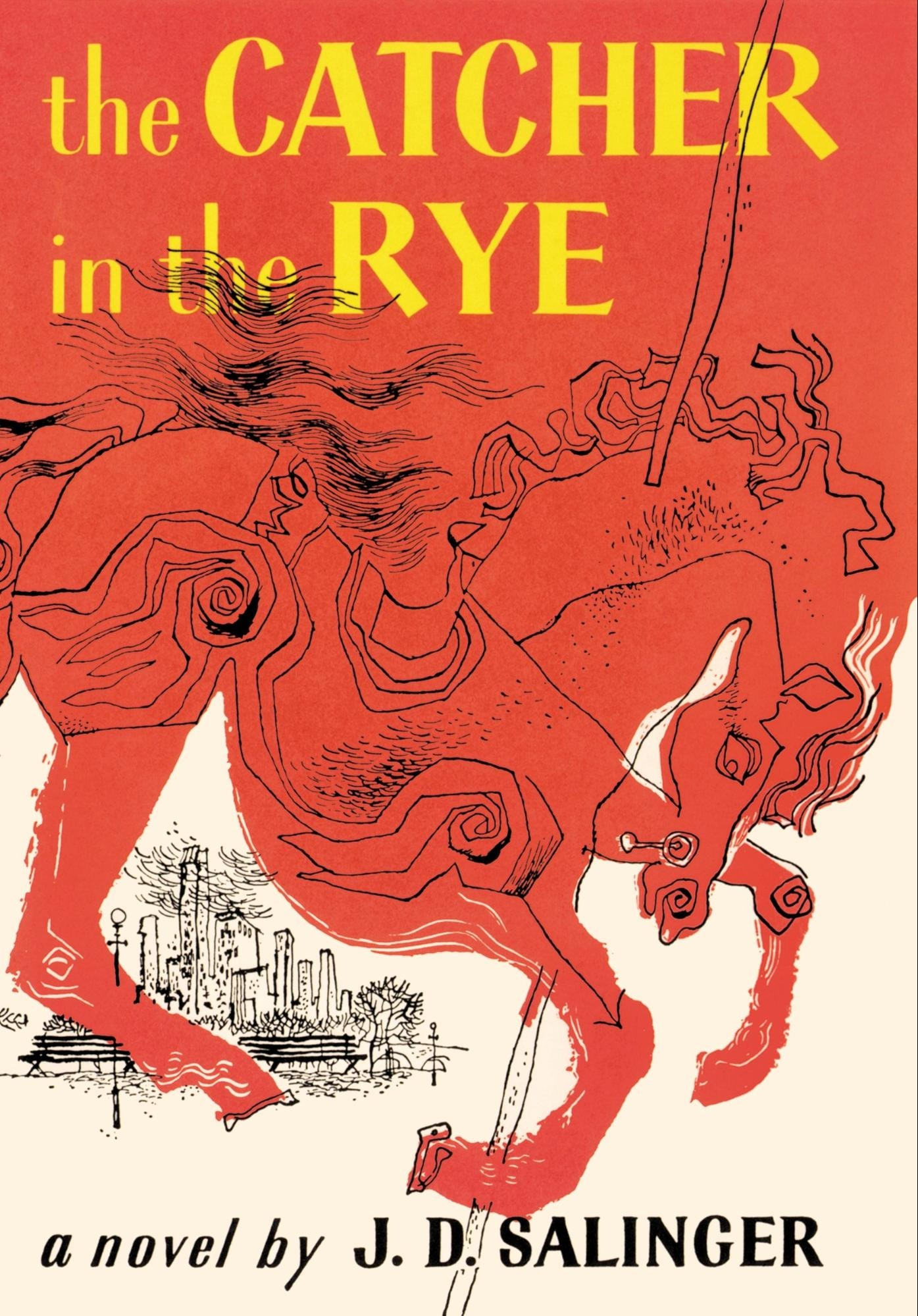 The Catcher in the Rye – J.D. Salinger