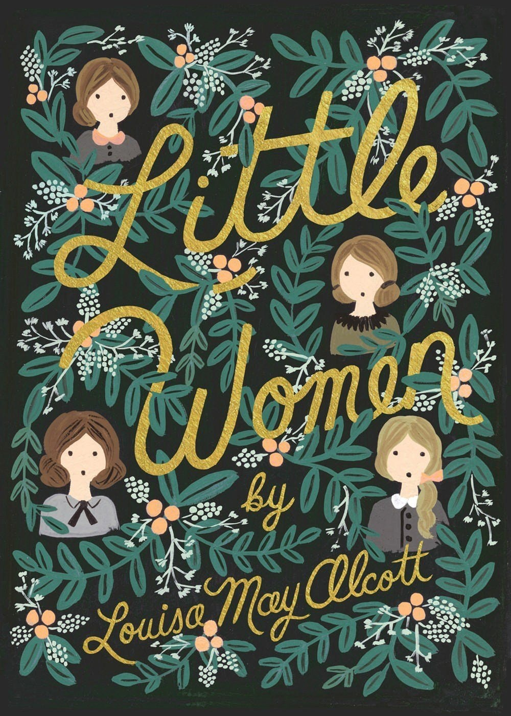 Little Women – Louise May Alcott