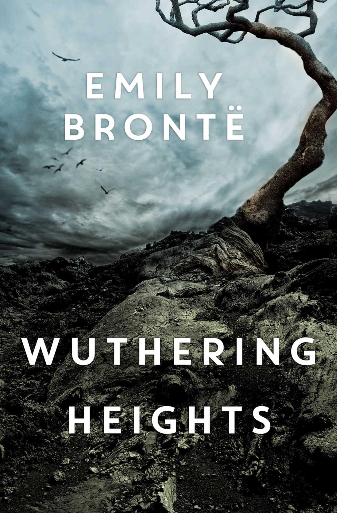 Wuthering Heights – Emily Brontë
