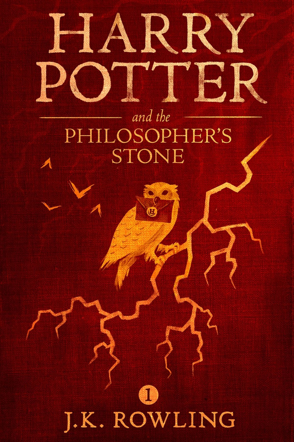 Harry Potter and the Philosopher's Stone – J.K. Rowling