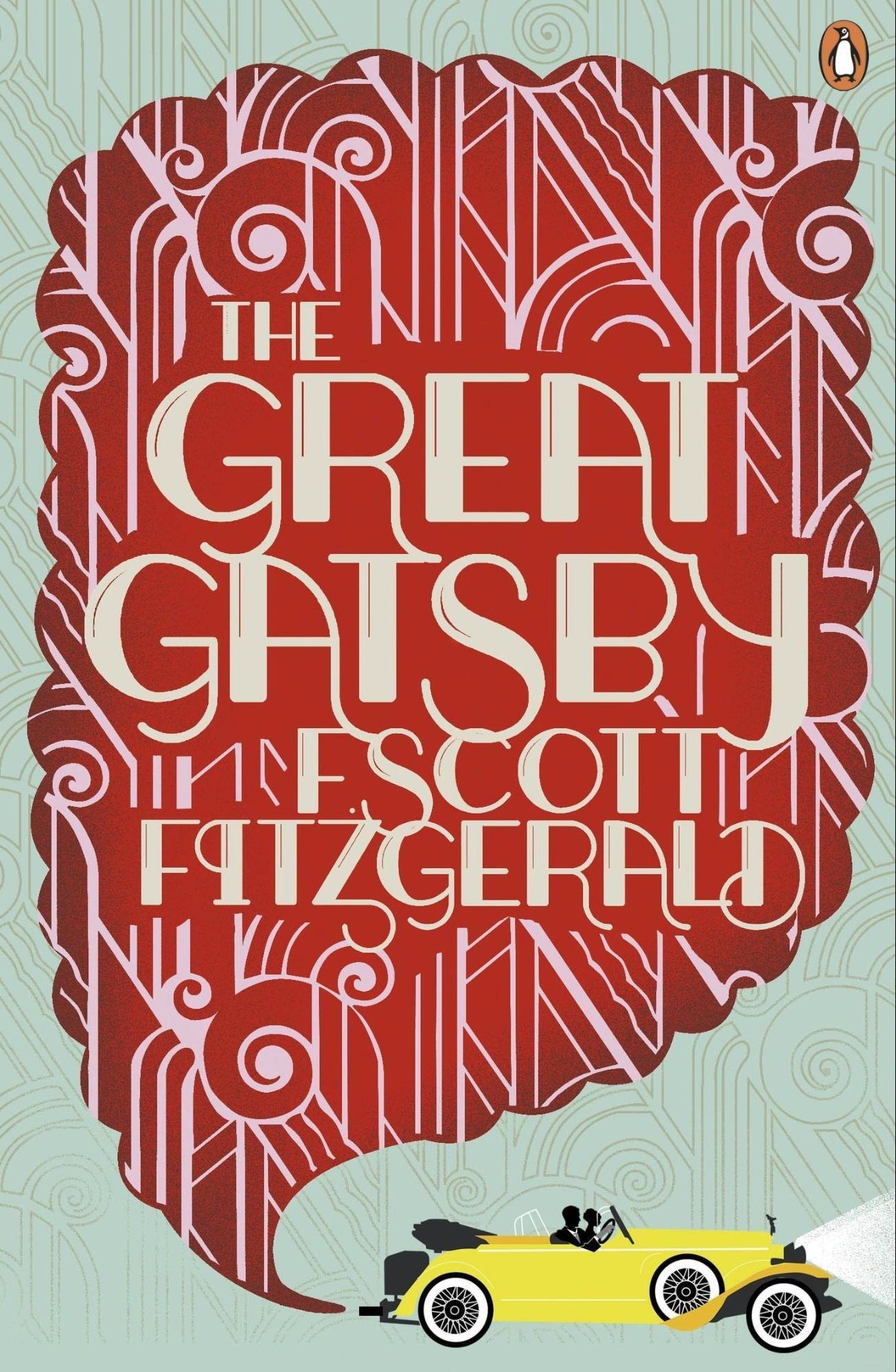 The Great Gatsby – F.Scott Fitzgerald