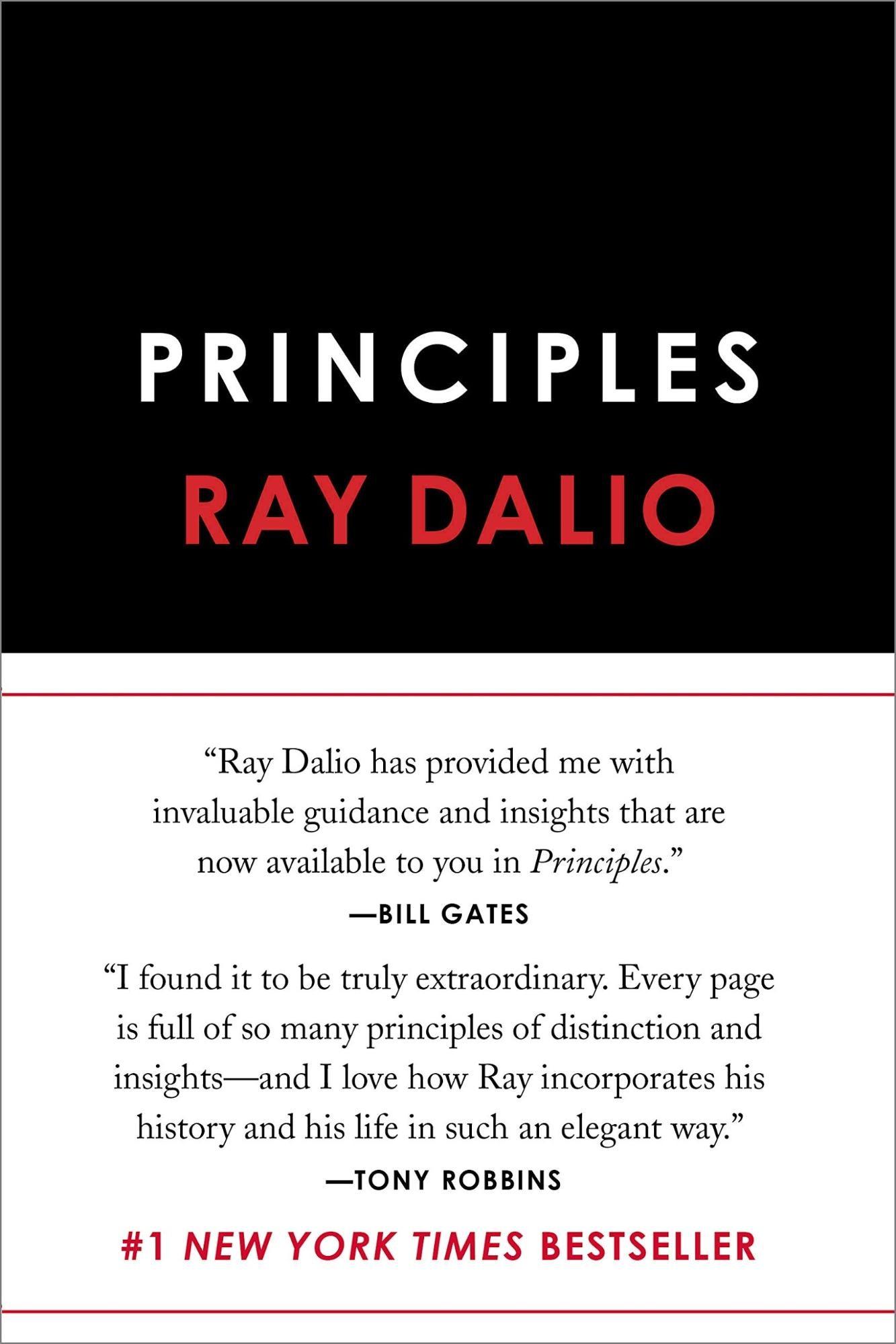 Principles – Ray Dalio