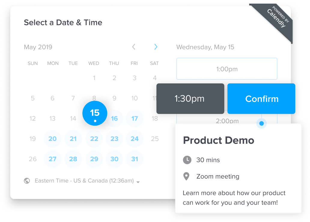 calendly for remote