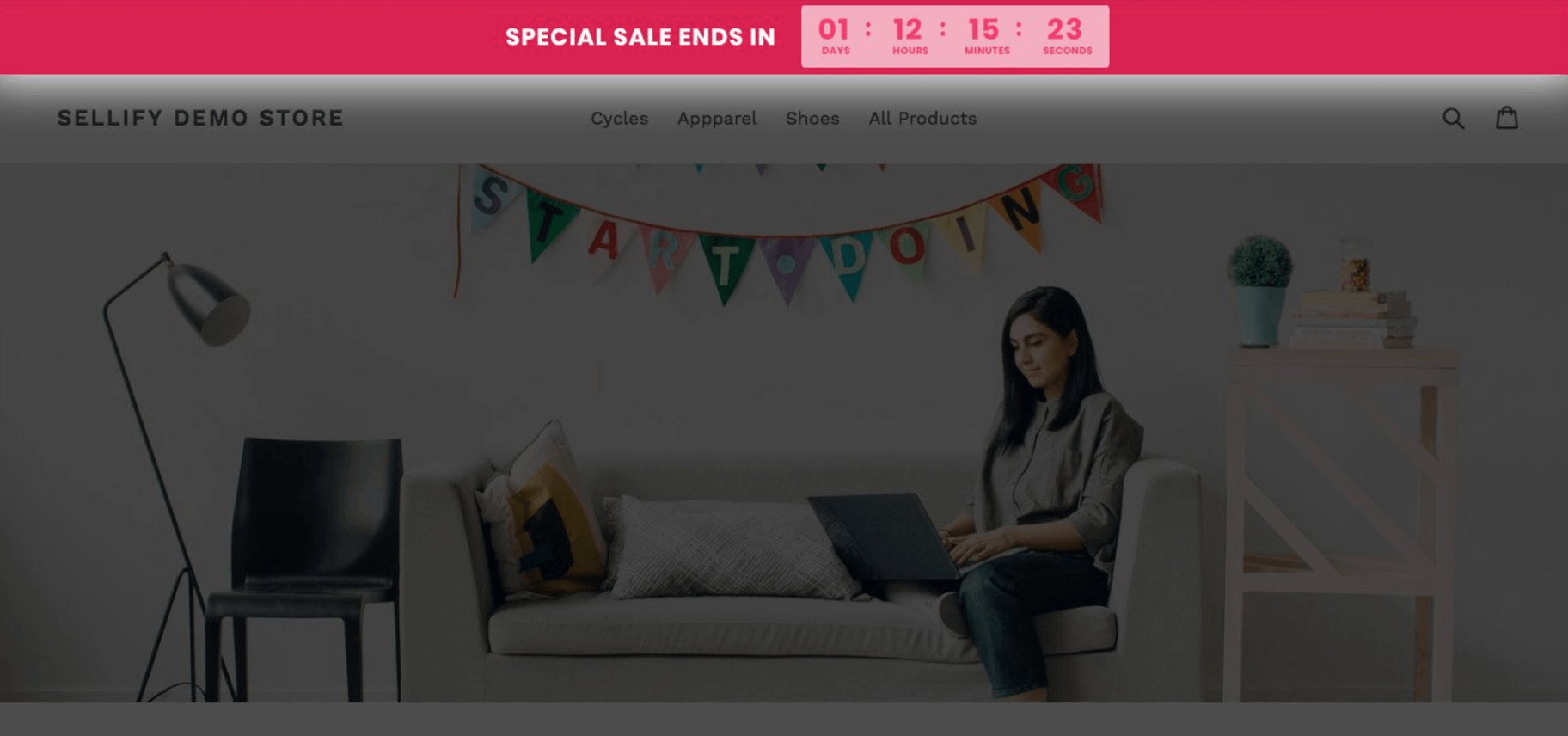 sales promotion strategies countdown