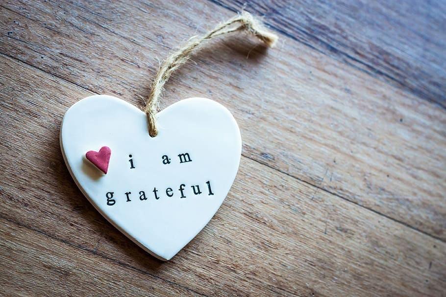 Practice gratitude during job loss