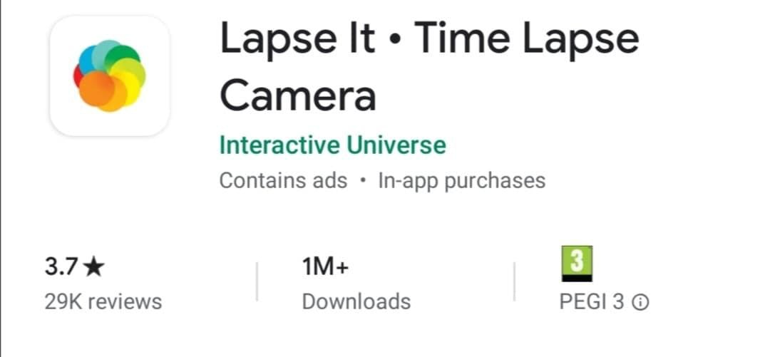 Lapse It - Time Lapse Videos for Instagram