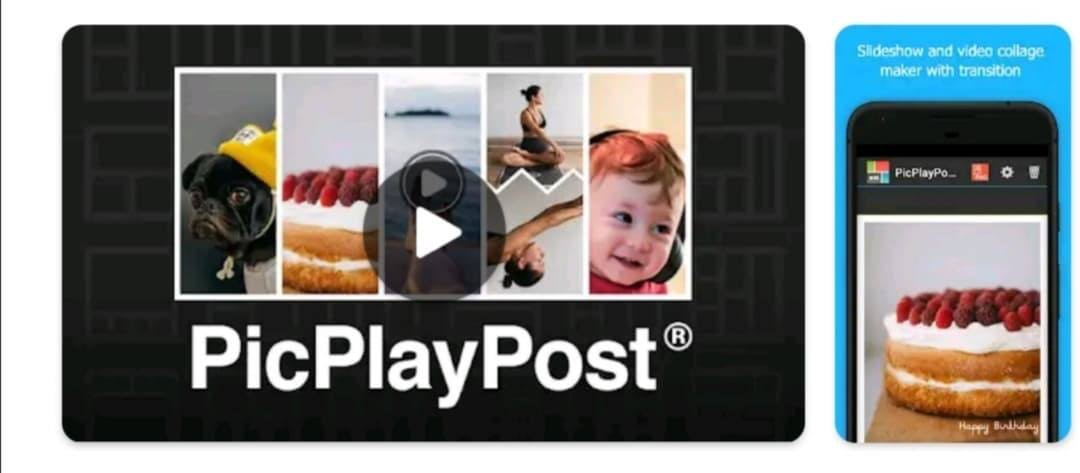 PicPlayPost - Instagram Video Editing App