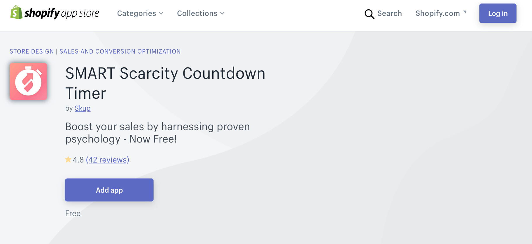 countdown timer app