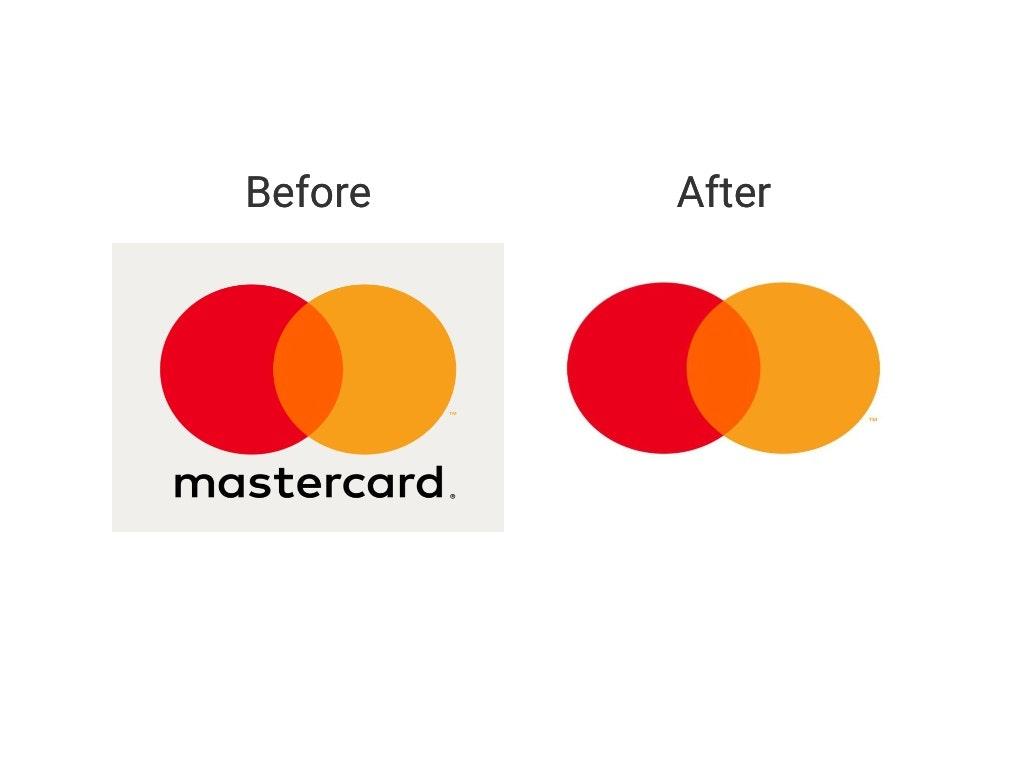 Mastercard Rebrand via Envato